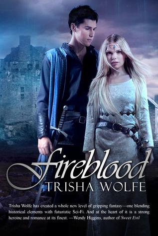 Fireblood (Fireblood, #1)