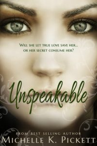 Unspeakable Cover Reveal