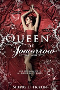 Queen of Tomorrow, by Sherry D. Ficklen