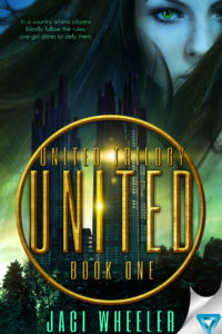Cover Reveal: United by Jaci Wheeler