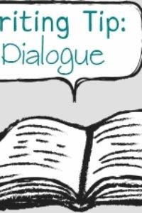 Writing Tip: Dialogue