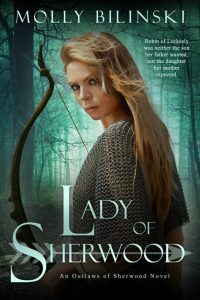 Cover Reveal: Lady of Sherwood