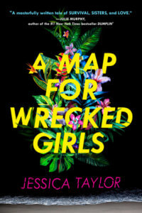 Feature Friday: A Map for Wrecked Girls