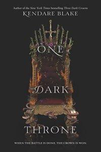 Feature Friday: One Dark Throne