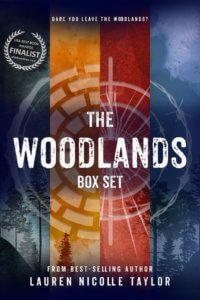 The Woodlands Series box set